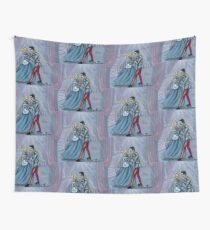 Dancing After Midnight Wall Tapestry