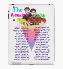 TATINOF Tour Dates iPad Case/Skin