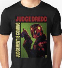 Judge Dredd Unisex T-Shirt