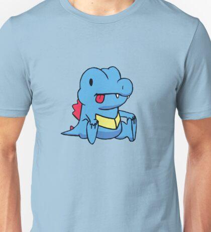Derp Totodile Unisex T-Shirt