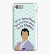 its another beautiful day to be rogelio iPhone Case/Skin