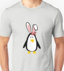 Easter penguin gifts merchandise redbubble penguin unisex t shirt negle Image collections