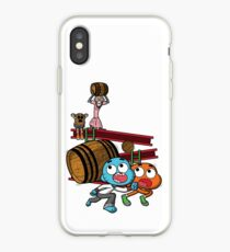 The Amazing World Gumball - GumBall iPhone Case