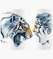 Tiger Totem Poster