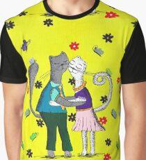 Romance Graphic T-Shirt