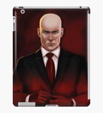 Mr. 47 iPad Case/Skin