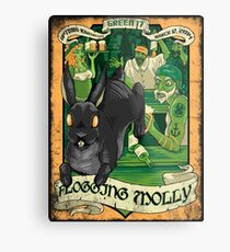 EPIC POSTER FOR ST PATRICK DAY Metal Print