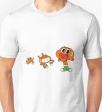 The amazing world gumball - gumball Unisex T-Shirt