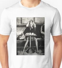 Tribute to Helmut Newton Slim Fit T-Shirt