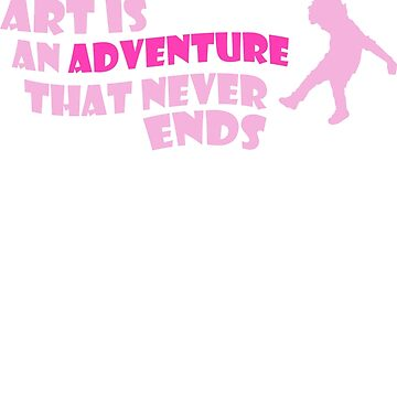 Pink- Adventure by MisterPhame