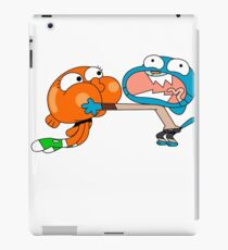 The amazing world of gumball 7 iPad Case/Skin