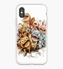 The amazing world of gumball 8 iPhone Case