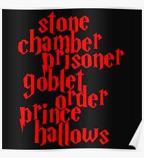 Stone Chamber Prisoner Character Poster