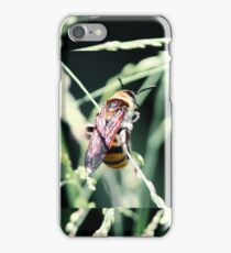 Restful Bee iPhone Case/Skin