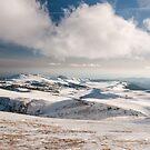 Bucegi Plateau by Marcel Ilie