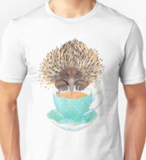 Animal Echidna tea Unisex T-Shirt
