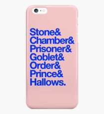 Deatahly Hallows Quotes iPhone 6s Plus Case