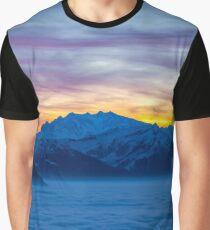 Monte Rosa Graphic T-Shirt