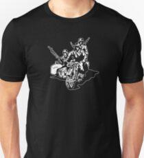 German Military Sidecar Unisex T-Shirt