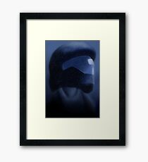 Halo ODST Cover Painting Framed Print