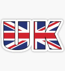 UK Sticker