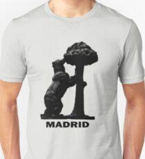 Madrid El Oso y El Madroño T-Shirt
