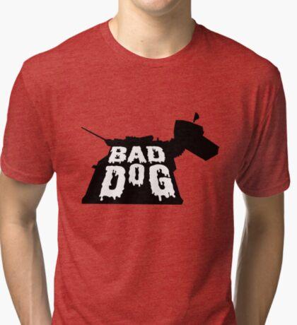 Bad Dog 2 Tri-blend T-Shirt
