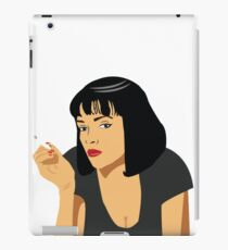 Uma Thurman - Pulp Fiction iPad Case/Skin