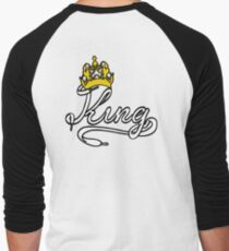 KING (White) The His of The His and Hers couple shirts T-Shirt