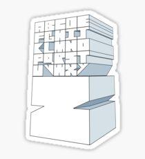 Z's Alphabet Sticker