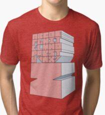 Z's Alphabet Tri-blend T-Shirt