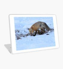 Scavenger Fox Laptop Skin