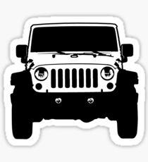 Jeep JK Sticker