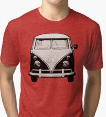 VW Bus Tri-blend T-Shirt