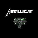 Rock Cat Schwermetall Metallicat von MMPhotographyUK