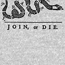 Syracuse Join Or Die by D & M MORGAN