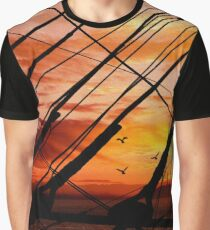 Beach Life 002 Graphic T-Shirt