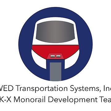 MK-X Monorail Development Team by EPCOTJosh