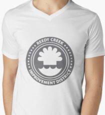 Reedy Creek Improvement District Men's V-Neck T-Shirt
