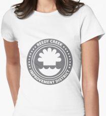 Reedy Creek Improvement District Women's Fitted T-Shirt