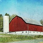 The big red barn by vigor
