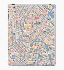 Amsterdam City Map iPad-Hülle & Skin
