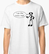 The Music Man - Light Tees Classic T-Shirt
