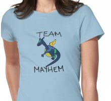 Derptaashi for Team Mayhem! InQUIZition Womens Fitted T-Shirt