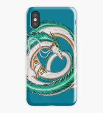 Haku dragon - Spirited Away iPhone Case