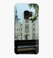 Wooden bench Case/Skin for Samsung Galaxy