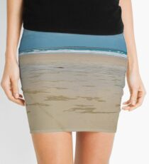 cable beach midday Mini Skirt
