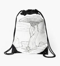 Ascadian Isles Scenery Drawstring Bag