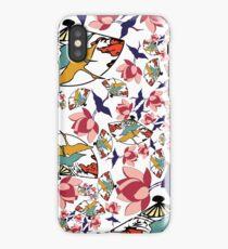 Klimt Inspired Asia iPhone Case/Skin