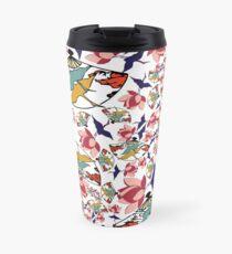 Klimt Inspired Asia Travel Mug